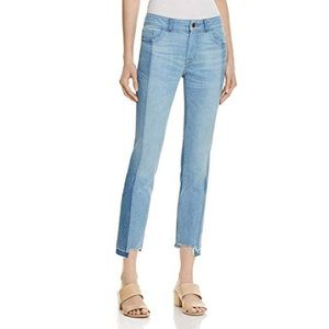 NWOT DL1961 Mara Two-toned jeans